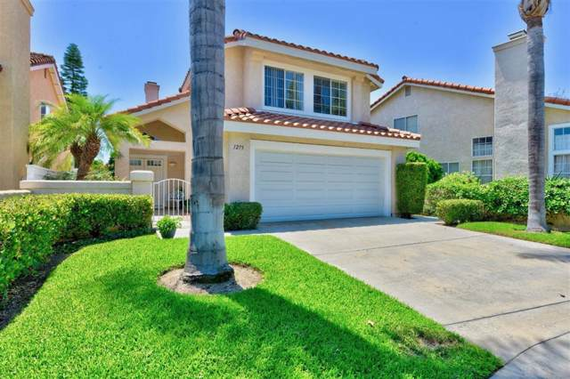 1275 Cassio Ct, Vista, CA 92081 (#190043592) :: Coldwell Banker Residential Brokerage