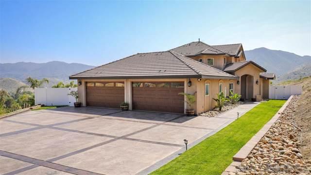 1802 Vista De La Montana, El Cajon, CA 92019 (#190043705) :: Neuman & Neuman Real Estate Inc.