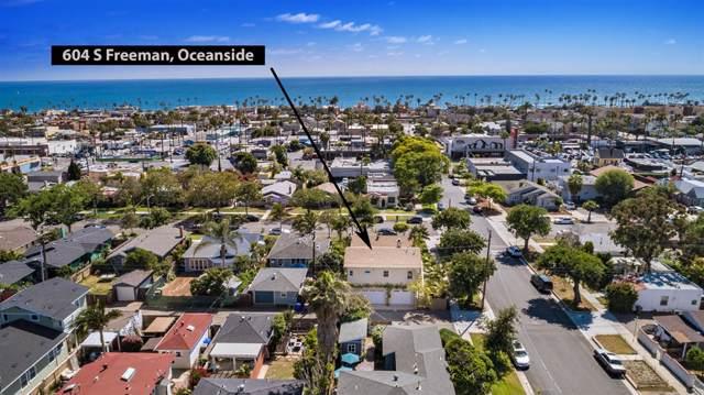 604A S Freeman, Oceanside, CA 92054 (#190043735) :: Neuman & Neuman Real Estate Inc.