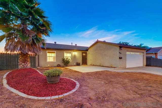 8602 Ian Way, Santee, CA 92071 (#190043852) :: Neuman & Neuman Real Estate Inc.