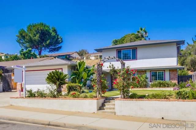 749 Eastbury Drive, Escondido, CA 92027 (#190043920) :: Neuman & Neuman Real Estate Inc.