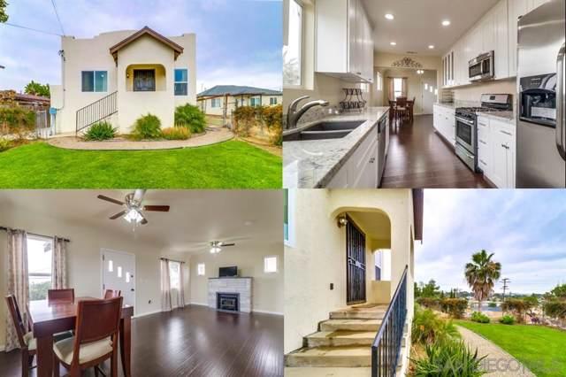 4048 Hilltop, San Diego, CA 92102 (#190043932) :: Neuman & Neuman Real Estate Inc.