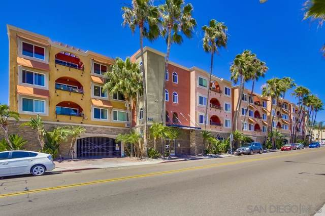 860 Turquoise St #131, San Diego, CA 92109 (#190043947) :: Coldwell Banker Residential Brokerage