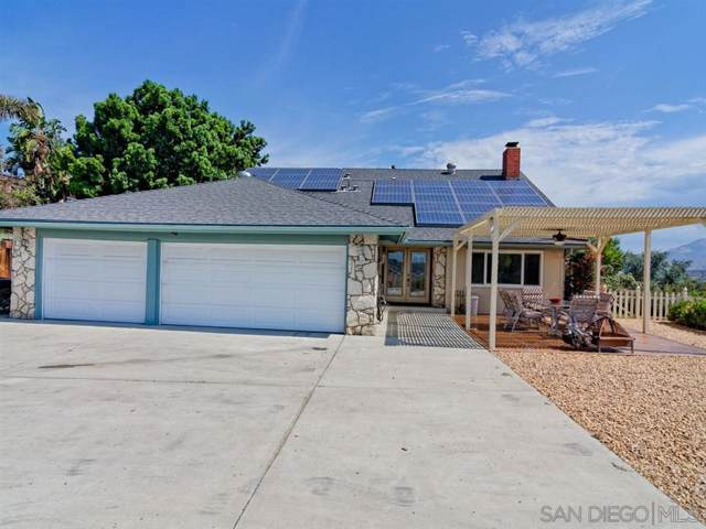 9253 Idyl Pl, Lakeside, CA 92040 (#190043999) :: Whissel Realty
