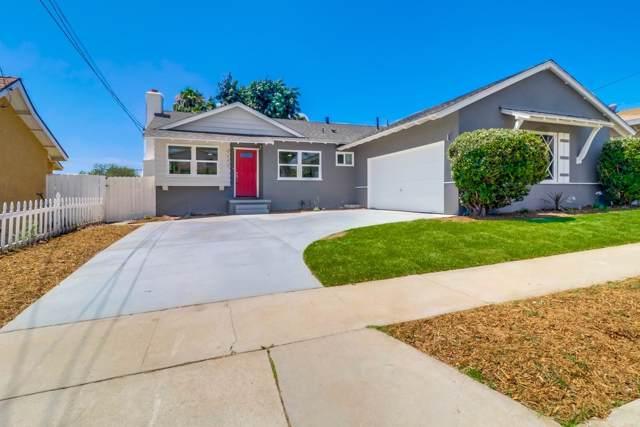 2642 Homedale St, San Diego, CA 92139 (#190044062) :: Neuman & Neuman Real Estate Inc.