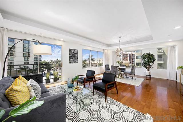 3060 6Th Ave #24, San Diego, CA 92103 (#190044090) :: Coldwell Banker Residential Brokerage