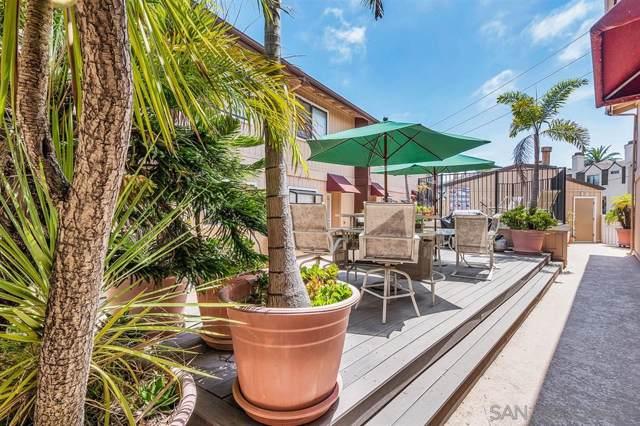 3985 Wabaska Dr #15, San Diego, CA 92107 (#190044122) :: Coldwell Banker Residential Brokerage