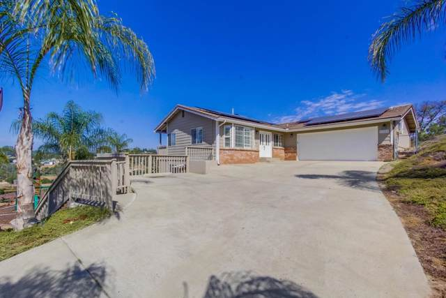 12222 Valhalla, Lakeside, CA 92040 (#190044257) :: Whissel Realty