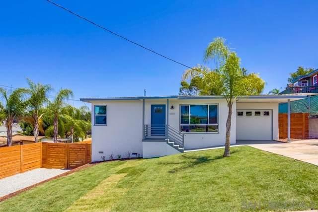 4659 Jessie Ave, La Mesa, CA 91942 (#190044276) :: Coldwell Banker Residential Brokerage