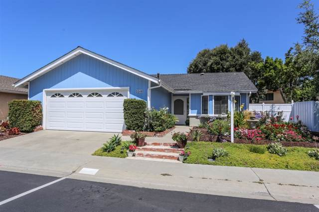 2249 Cottage Way, Vista, CA 92081 (#190044278) :: Coldwell Banker Residential Brokerage