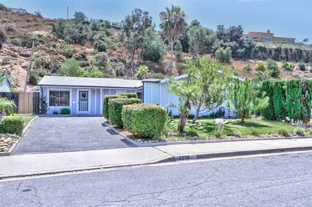 2959 Hypoint Ave, Escondido, CA 92027 (#190044293) :: Neuman & Neuman Real Estate Inc.