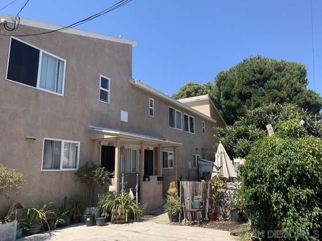 6604-10 Kelly, San Diego, CA 92111 (#190044298) :: Coldwell Banker Residential Brokerage