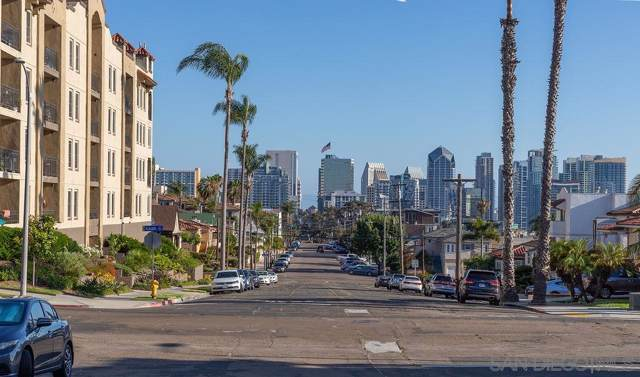 2445 Brant Street #302, San Diego, CA 92101 (#190044403) :: Dannecker & Associates