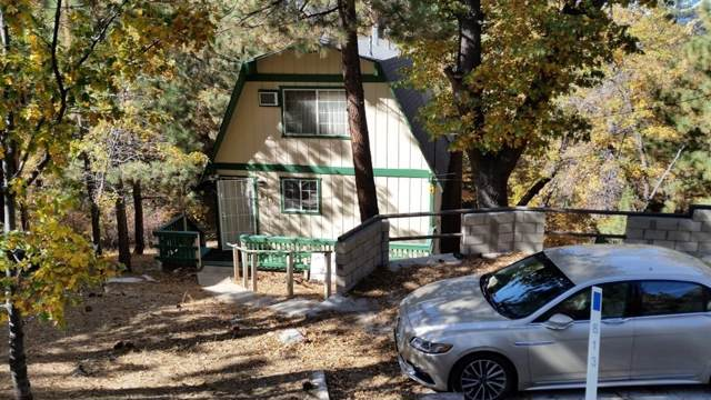 813 Butte Ave, Big Bear Lake, CA 92315 (#190044412) :: Allison James Estates and Homes