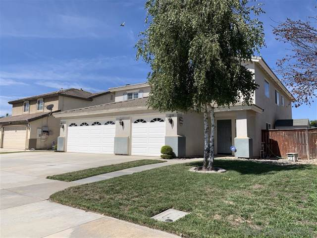 1579 Elmbridge Ln, Hemet, CA 92545 (#190044423) :: Neuman & Neuman Real Estate Inc.
