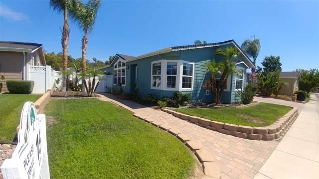2239 Black Canyon Rd #164, Ramona, CA 92065 (#190044446) :: Neuman & Neuman Real Estate Inc.