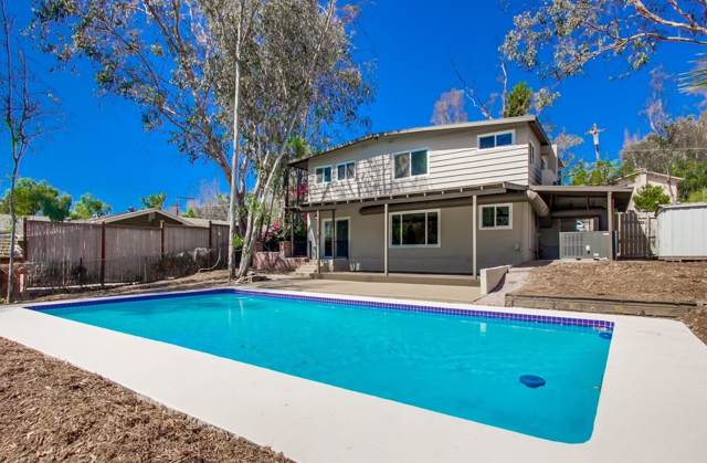 11729 Rocoso Rd, Lakeside, CA 92040 (#190044492) :: Whissel Realty