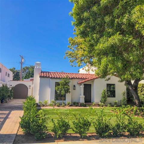 1860-62 Oliver Ave, San Diego, CA 92109 (#190044499) :: Coldwell Banker Residential Brokerage