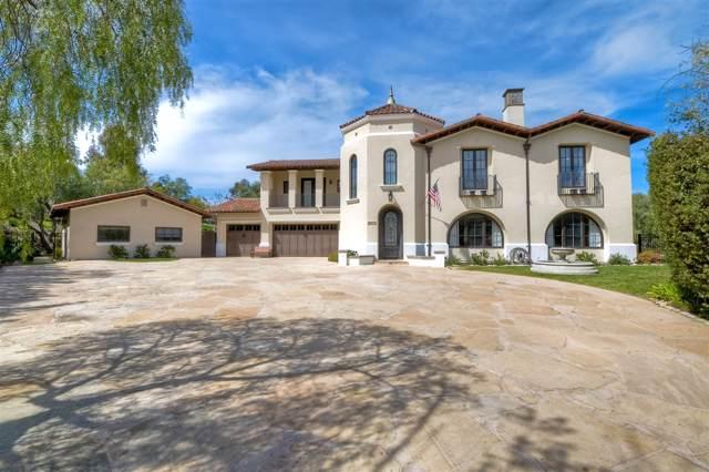 7717 La Orquidia, Rancho Santa Fe, CA 92067 (#190044528) :: Coldwell Banker Residential Brokerage