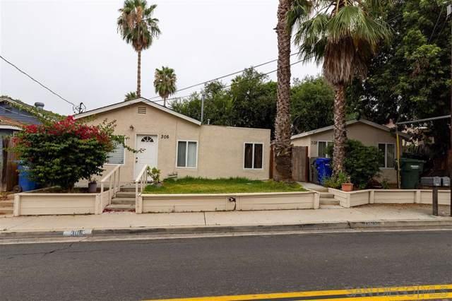 306-308 N. Citrus Ave., Vista, CA 92084 (#190044584) :: Neuman & Neuman Real Estate Inc.