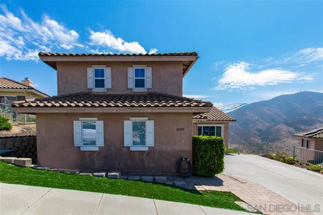 10105 Destiny Mountain Ct., Spring Valley, CA 91978 (#190044635) :: Coldwell Banker Residential Brokerage