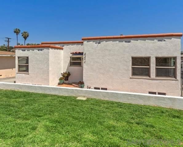 4477 Spring Street, La Mesa, CA 91941 (#190044704) :: Neuman & Neuman Real Estate Inc.