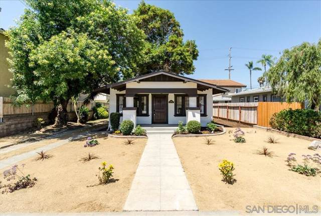 4486 Kansas St, San Diego, CA 92116 (#190044721) :: Dannecker & Associates