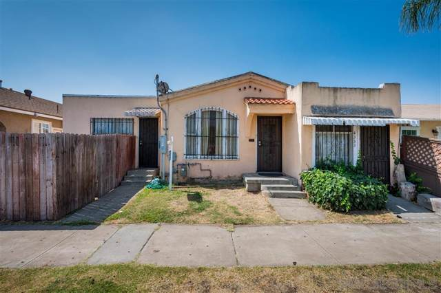 4333 Landis St, San Diego, CA 92105 (#190044747) :: Neuman & Neuman Real Estate Inc.