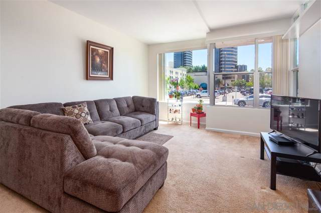 101 Market St #119, San Diego, CA 92101 (#190044806) :: Keller Williams - Triolo Realty Group