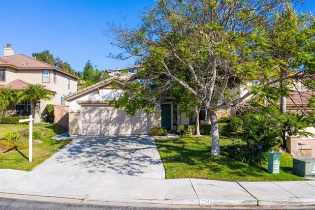 2243 Grove Park Place, Chula Vista, CA 91915 (#190044809) :: Neuman & Neuman Real Estate Inc.