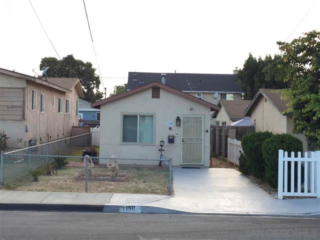1150 14th, Imperial Beach, CA 91932 (#190044858) :: Neuman & Neuman Real Estate Inc.