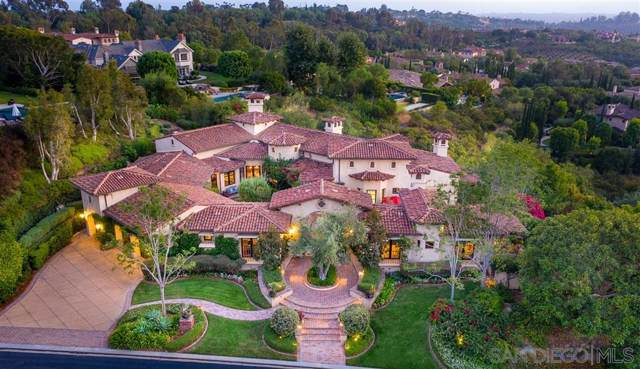 18476 Via Candela, Rancho Santa Fe, CA 92091 (#190044935) :: Whissel Realty