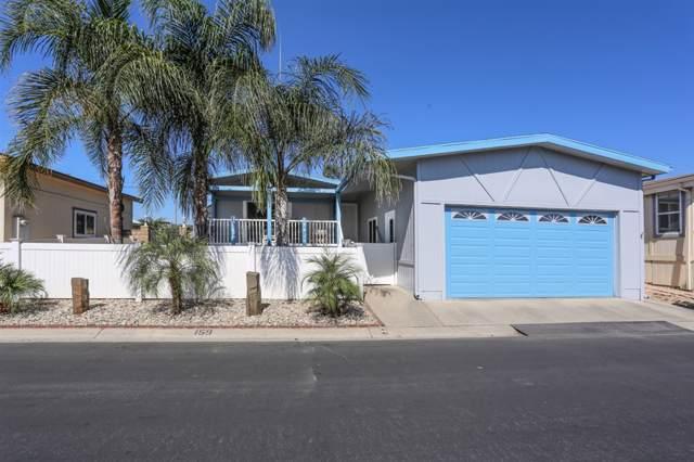 9255 N Magnolia Ave Spc 159, Santee, CA 92071 (#190044940) :: Whissel Realty