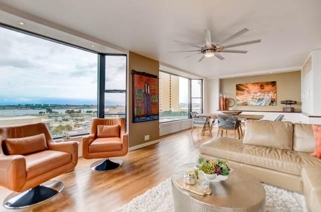 500 W Harbor Dr #1121, San Diego, CA 92101 (#190044955) :: Neuman & Neuman Real Estate Inc.
