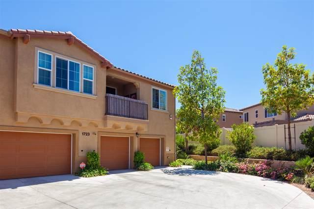 1723 San Ignacio Ct #1, Chula Vista, CA 91913 (#190045040) :: Neuman & Neuman Real Estate Inc.