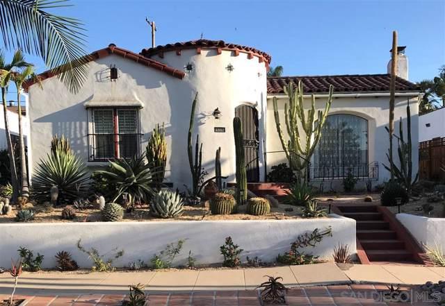 4353 N Talmadge Dr, San Diego, CA 92116 (#190045044) :: Neuman & Neuman Real Estate Inc.