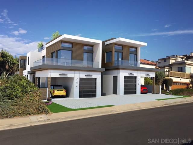 744-46 Bonair St, La Jolla, CA 92037 (#190045058) :: Neuman & Neuman Real Estate Inc.