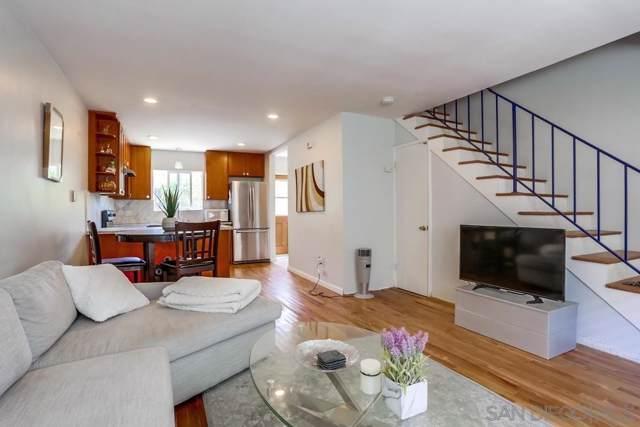 4540 Vandever A #11, San Diego, CA 92120 (#190045113) :: Neuman & Neuman Real Estate Inc.