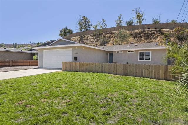 11051 Larkridge, Santee, CA 92071 (#190045126) :: Neuman & Neuman Real Estate Inc.