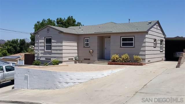 2375 El Prado Avenue, Lemon Grove, CA 91945 (#190045142) :: Neuman & Neuman Real Estate Inc.