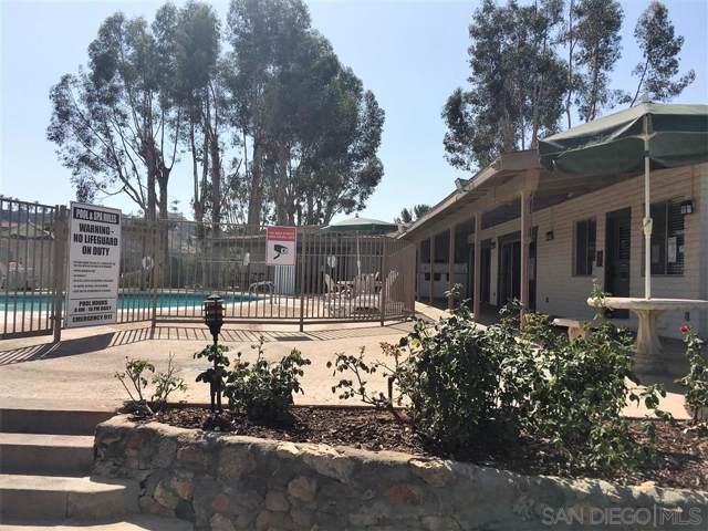 13162 Highway 8 Business Spc #177, El Cajon, CA 92121 (#190045164) :: Coldwell Banker Residential Brokerage