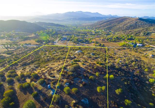 Lot 40 and 41 Vista Ramona Rd. #1, Ramona, CA 92065 (#190045216) :: Coldwell Banker Residential Brokerage