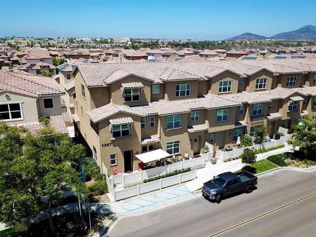 1367 Santa Diana Rd Unit 1, Chula Vista, CA 91913 (#190045242) :: Neuman & Neuman Real Estate Inc.