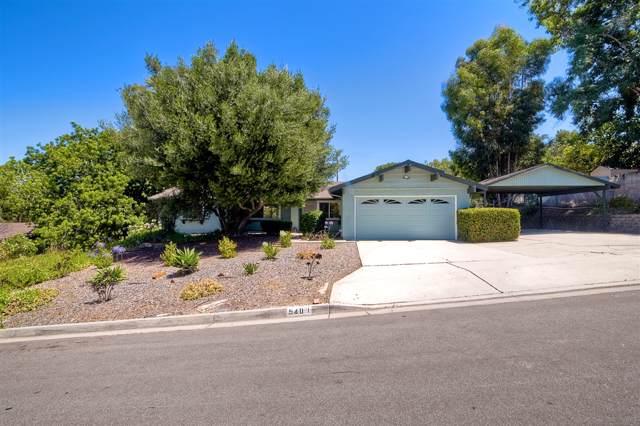 540 Wildhorse Lane, San Marcos, CA 92078 (#190045265) :: Coldwell Banker Residential Brokerage