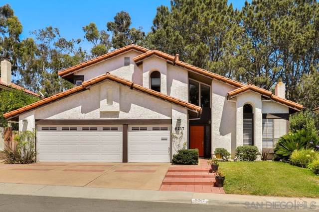 6217 Lakewood St, San Diego, CA 92122 (#190045301) :: The Yarbrough Group
