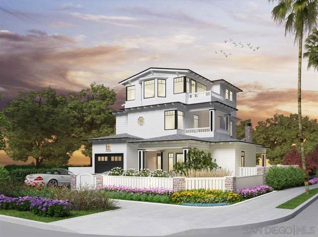 803 Law St, San Diego, CA 92109 (#190045325) :: Coldwell Banker Residential Brokerage