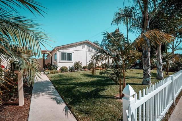 514 W 10th Ave, Escondido, CA 92025 (#190045330) :: Neuman & Neuman Real Estate Inc.