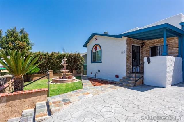 425 Milbrae St., San Diego, CA 92113 (#190045332) :: Neuman & Neuman Real Estate Inc.
