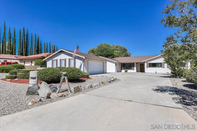 16235 Spangler Peak Road, Ramona, CA 92065 (#190045338) :: Neuman & Neuman Real Estate Inc.