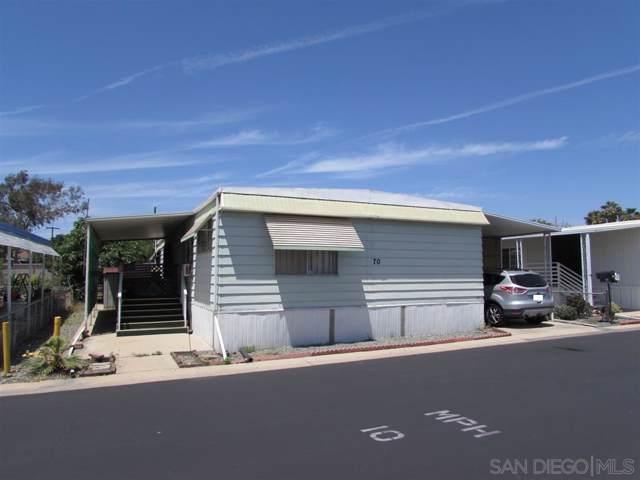 521 Orange Ave #70, Chula Vista, CA 91911 (#190045341) :: Neuman & Neuman Real Estate Inc.